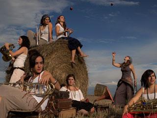 FC-Balkan Paradise Orquestra